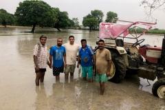 Fattig bonde hjälps av Agape-team
