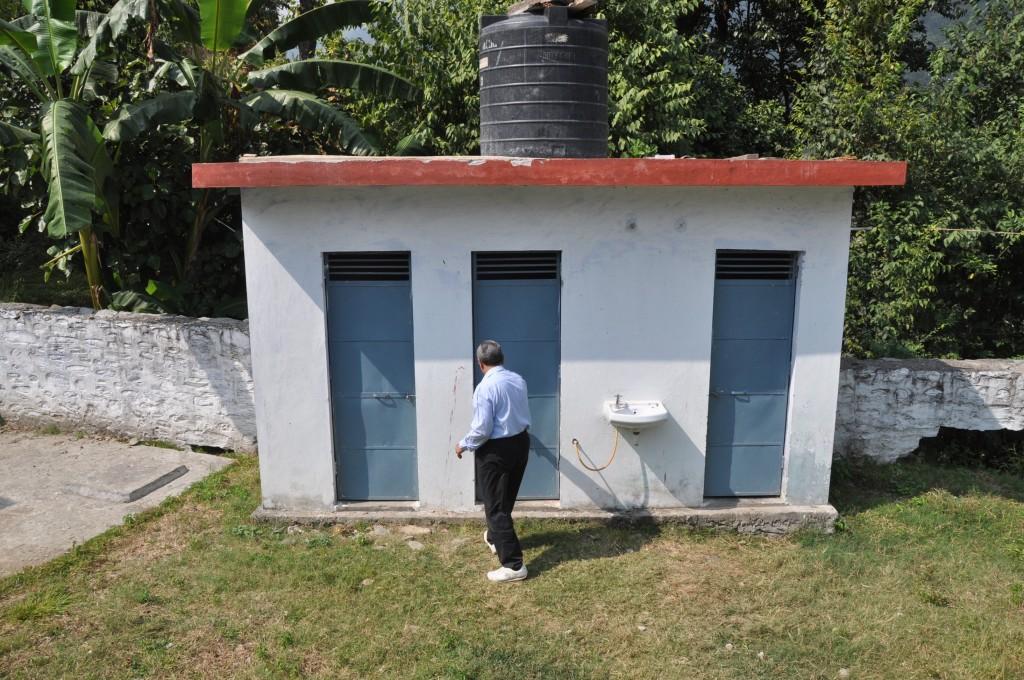 Toaletter Bareth